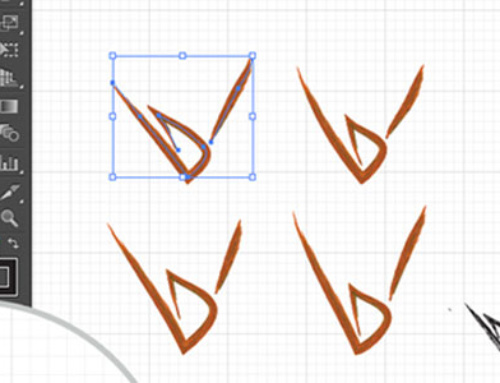 TUTO : Comment créer un logo sous illustrator en 6 étapes !