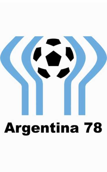 Les logos de coupe du monde de Football de 1930 à 2018