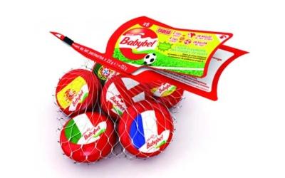 Packaging alimentaire design de coupe du monde