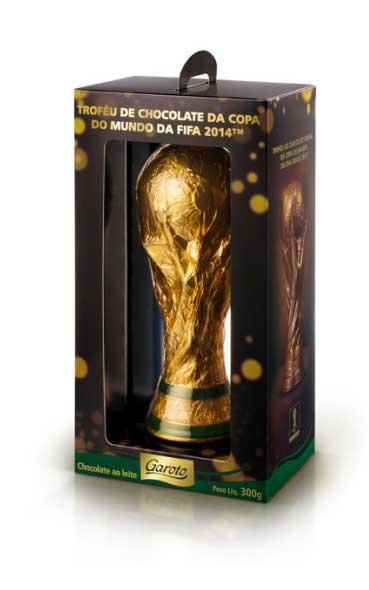 Inspiration packaging alimentaire spécial coupe du monde