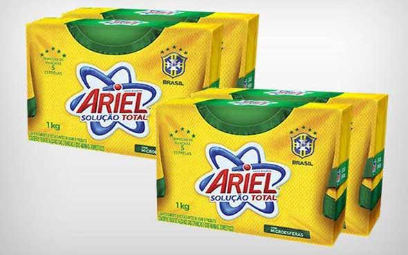 Autres types de packaging spécial coupe du monde