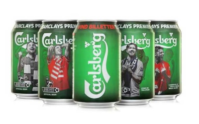 Packaging de boissons spécial coupe du monde