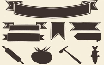Kits de création de logo gratuit à télécharger - Les fait-maison (diy)