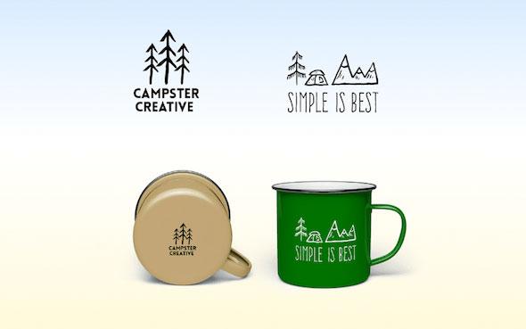Kits de création de logo gratuit à télécharger - Les « wild »