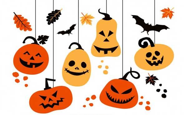 20 ressources graphiques spécial Halloween à télécharger - Les personnages dédiés à Halloween
