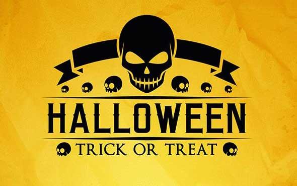 20 ressources graphiques spécial Halloween à télécharger - Les polices d'écriture
