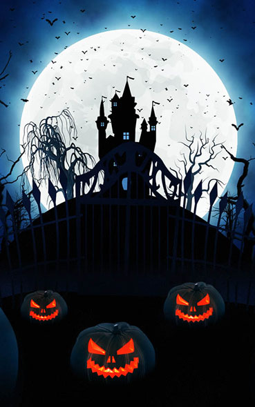 Tuto Photoshop spécial Halloween à télécharger gratuitement
