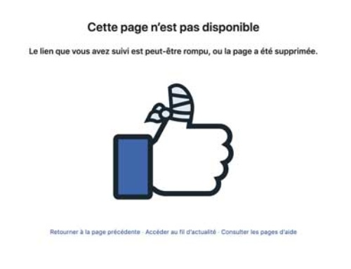 INSPI & TUTO : 10 pages 404 à s'inspirer pour son site internet !
